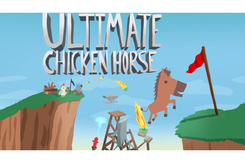 Ultimate Chicken Horse Jumps onto PlayStation 4, Xbox One ...