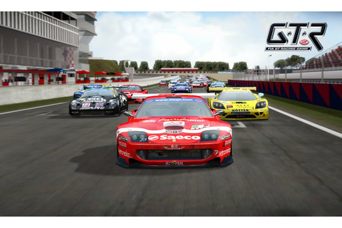 GTR 2 FIA GT Racing Game Gameplay (PC) - YouTube