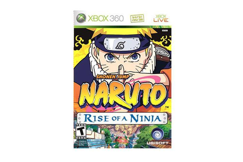 Naruto: Rise of a Ninja Xbox 360 Game - Newegg.com