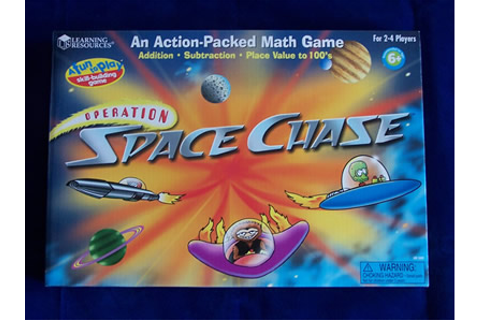 The Maths Zone at Education Interactive • Operation Space ...