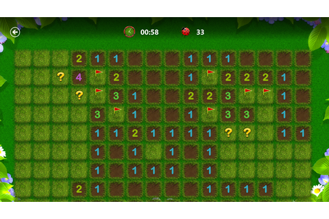 Screenshots of Minesweeper, Solitaire, and Mahjong games ...