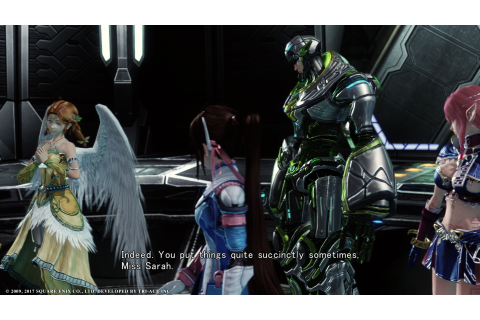 Star Ocean: The Last Hope Lands on PS4 Next Month as a ...