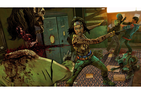 Telltale Games previews 'The Walking Dead: Michonne'