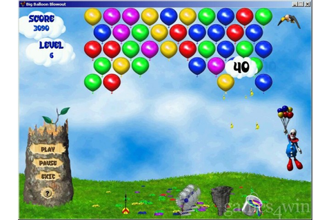 Big Balloon Blowout. Download and Play Big Balloon Blowout ...