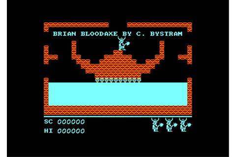 Download Brian Bloodaxe - My Abandonware
