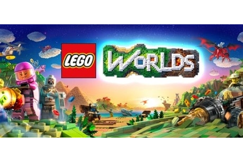 LEGO Worlds game free pc download