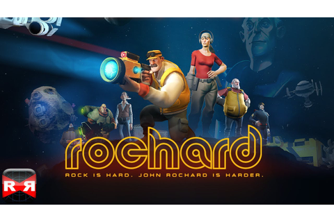 Rochard (by Recoil Games) - Android(Tegra 4) - Nvidia ...