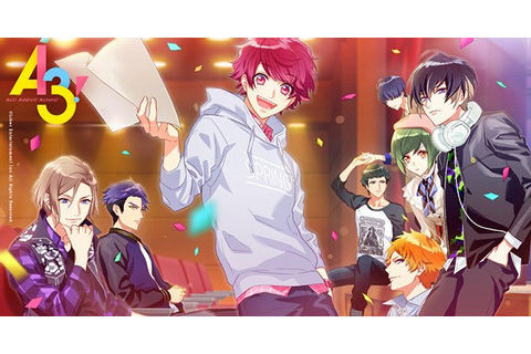 A3! Mobile Game Theme Tops Oricon Chart - Interest - Anime ...