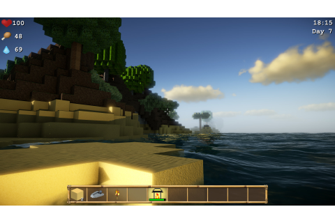 Cube Life: Island Survival - Download Free Full Games ...