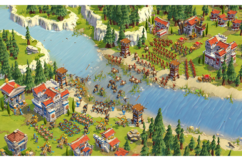 Age of Empires Online Free MMO Game & Review ...
