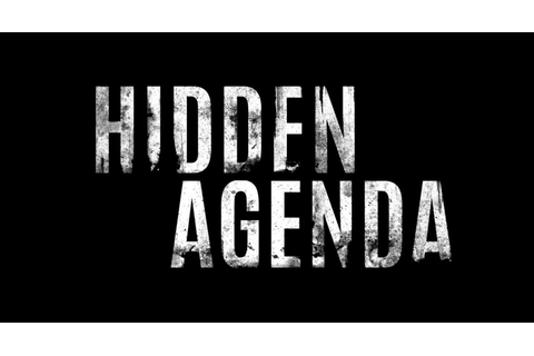 Game overview Hidden Agenda