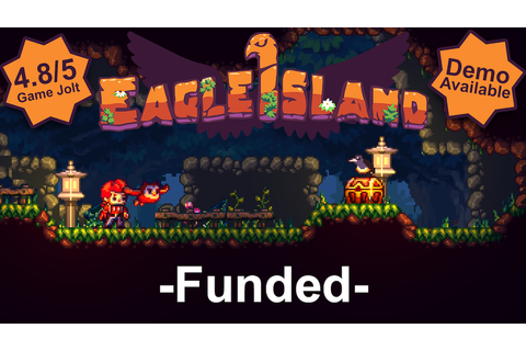 Eagle Island by Nick Gregory —Kickstarter