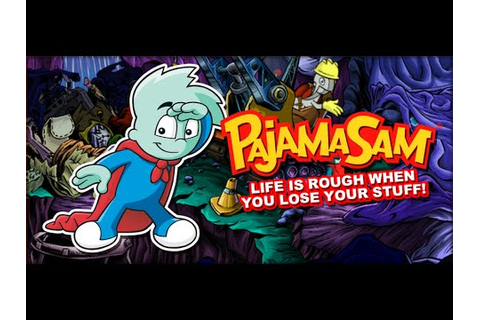 Pajama Sam 4: Life is Rough When You Lose Your Stuff (PC ...