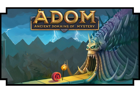 ADOM: Ancient Domains of Mystery - (Classic Roguelike Game ...