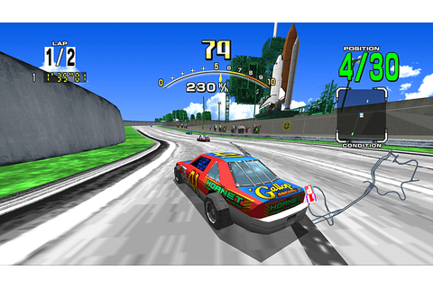 Daytona USA › Games-Guide