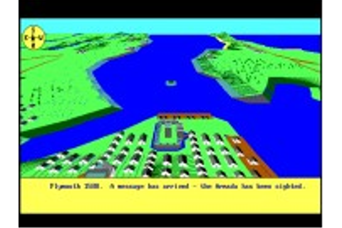 Armada 2525 - MS-DOS Classic Games Game