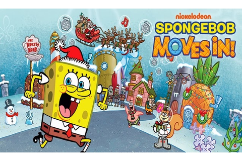 SpongeBob Moves In v0.29.06 Apk (Kindle Tablet Edition ...