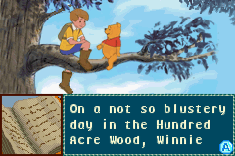 Winnie the Pooh's Rumbly Tumbly Adventure Screenshots ...
