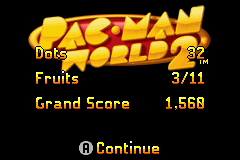 Pac-Man World 2 Game Download | GameFabrique