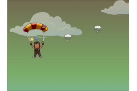 The Base Jumper - Fun Flash game | Onlinegamesector.com