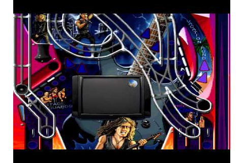 DOS Game: Extreme Pinball - YouTube