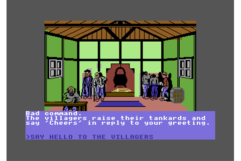 Download Castle of Terror (Commodore 64) - My Abandonware