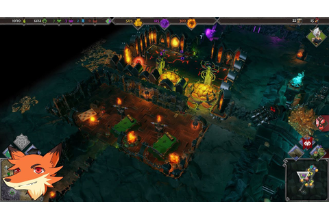 DUNGEONS 3 - Un gameplay à la Dungeon Keeper où on ...