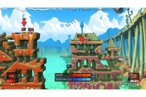 Worms Revolution - Download Free Full Games | Arcade ...