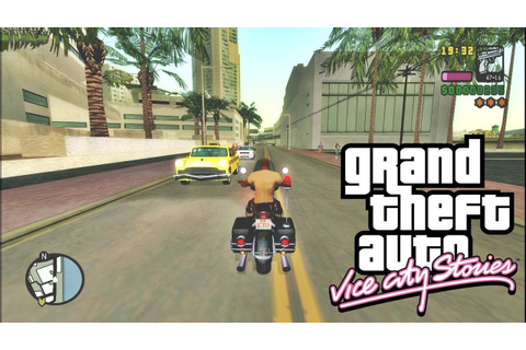 Gta Grand Theft Auto Vice City Game Play Now ...
