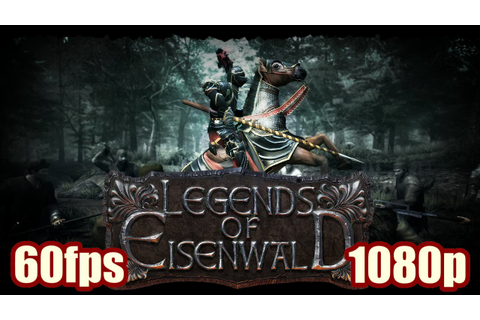 Legends of Eisenwald Gameplay - Medieval Strategy RPG PC ...