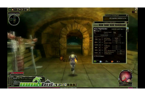 Dungeons and Dragons Online Gameplay - First Look HD - YouTube