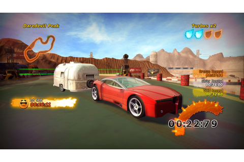 Wrecked: Revenge Revisited Review | Xbox 360 | ZTGD: Play ...