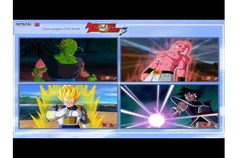 DRAGON BALL RAGING BLAST 3 / DRAGON BALL FOREVER NEW GAME ...