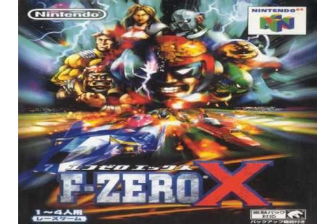 F-Zero X - Game Over - YouTube