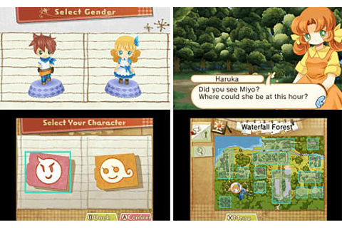 Buy Hometown Story on 2DS/3DS | GAME