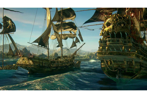 Skull and Bones, Ubisoft's new multiplayer pirate game ...