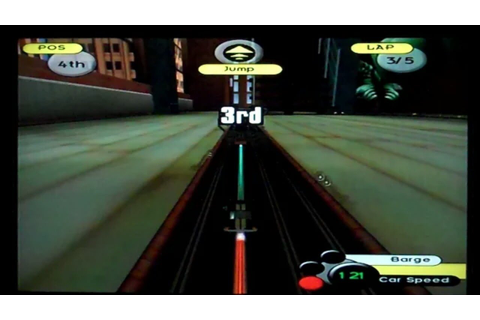 Grooverider: Slot Car Racing Playstation 2 Gameplay - YouTube