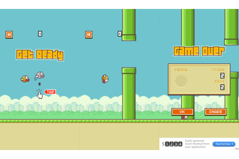 Flappy Bird Addiction Pushes Gamers to Go Big with Hacks ...