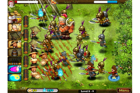 Castle Attack HD Games Players Will Nightmare Mode