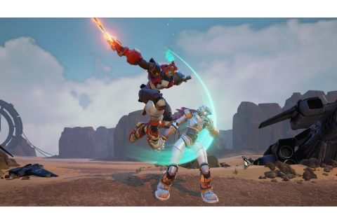 Rising Thunder May be the Fighting Game for Everyone | PAX ...