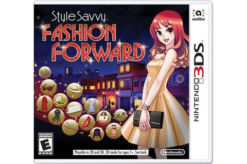 Style Savvy: Fashion Forward - Nintendo 3DS - Newegg.com