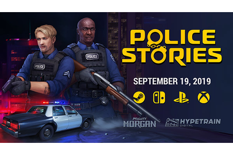 Top-down shooter Police Stories launches September 19 for ...