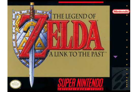 Legend of Zelda: A link to The Past music - overworld ...