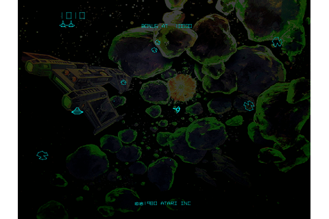 Arcade Club - Asteroids Deluxe