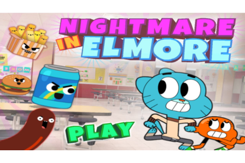 Cartoon Network Games: The Amazing World of Gumball ...