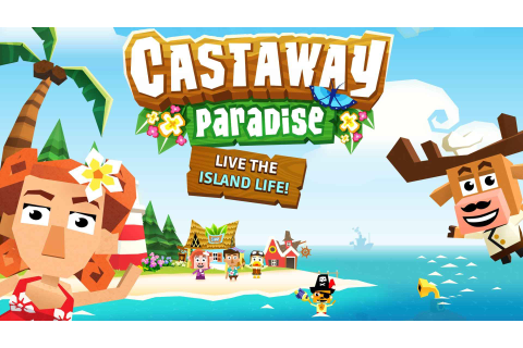 Animal Crossing Style Game Castaway Paradise Set For PS4 ...
