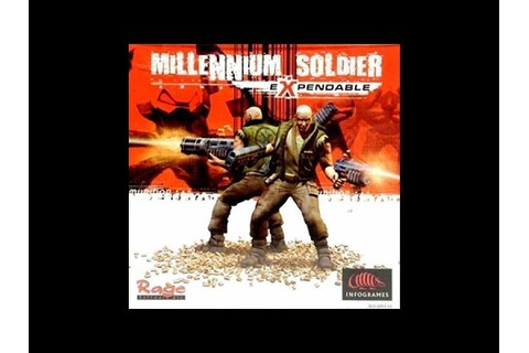 Millennium Soldier: Expendable (level 1-11) (Dreamcast ...