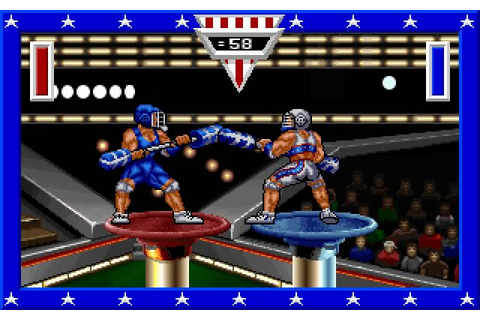 Download American Gladiators sports for DOS (1992 ...