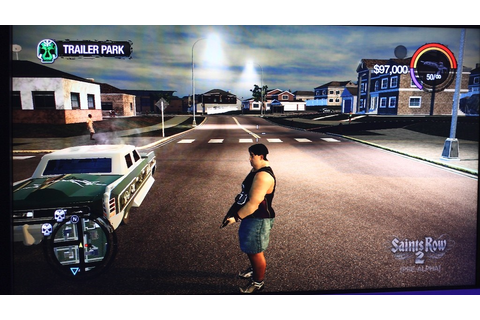 Dream Games: Saints Row 2
