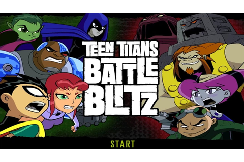 Cartoon Network Games | Teen Titans Go! | Teen Titans ...